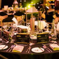 Taylor and Braithwaite- 50th year charity ball