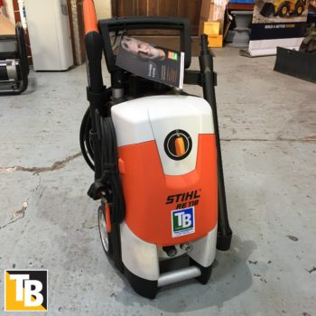 Taylor and Braithwaite - Stihl RE 118 Pressure Washer