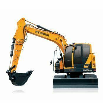 Taylor and Braithwaite - Hyundai HX130 LCR