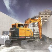 Taylor and Braithwaite - Hyundai HX130LCR launch