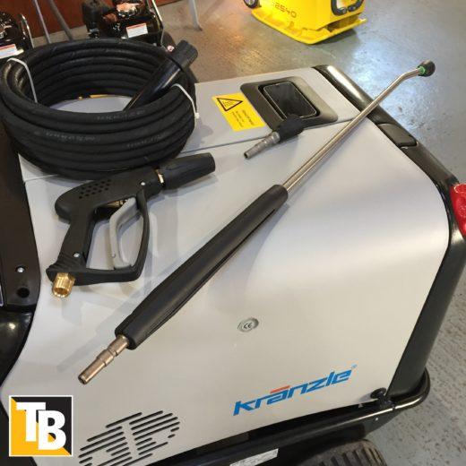 Taylor and Braithwaite - Kranzle Therm 715 Steam Cleaner