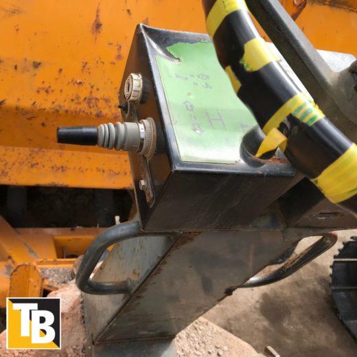 Taylor and Braithwaite - Benford PT6000 Dumper