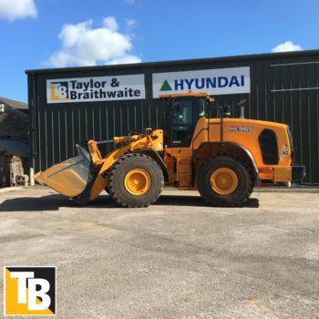Taylor and Braithwaite - Hyundai HL965