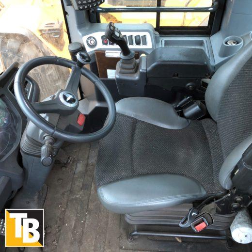 Taylor and Braithwaite - Hyundai HL960XT Wheeled Loader
