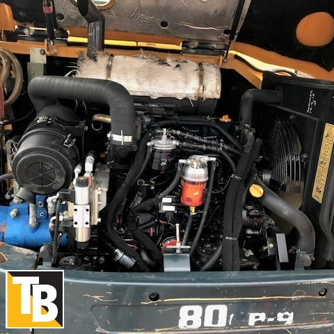 Taylor & Braithwaite - Hyundai R80CR-9