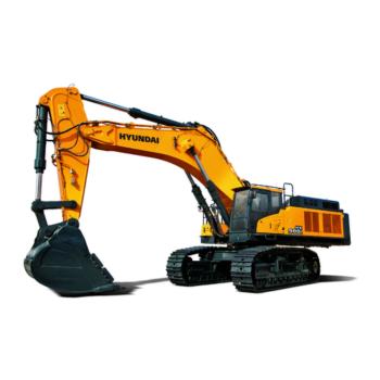 Taylor & Braithwaite - Hyundai HX900L Crawled Excavator
